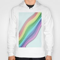 Rainbow Design  Hoody