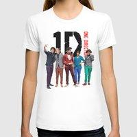 one direction T-shirts featuring One Direction by Marianna