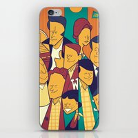 Happy Days iPhone & iPod Skin