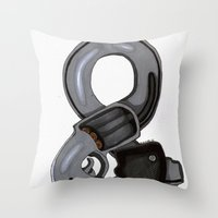And What? Throw Pillow