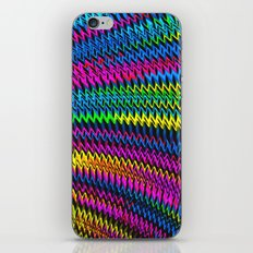 Crimped Colors iPhone & iPod Skin