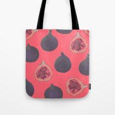 Fig pattern Tote Bag