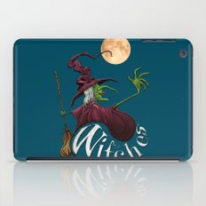 Witches iPad Case