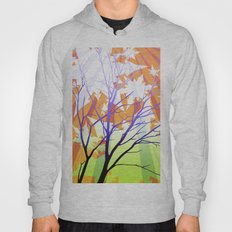 Snowflakes And Trees Hoody