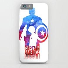 Captain America iPhone 6 Slim Case