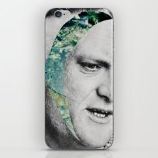 Where's your head going? iPhone & iPod Skin
