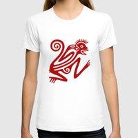monkey T-shirts featuring Monkey by Fernando Vieira