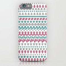 Hex Rose iPhone 6 Slim Case
