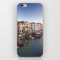 italy - venice - widescreen_555-557 iPhone & iPod Skin