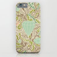 iPhone & iPod Case featuring GEMS by Nora