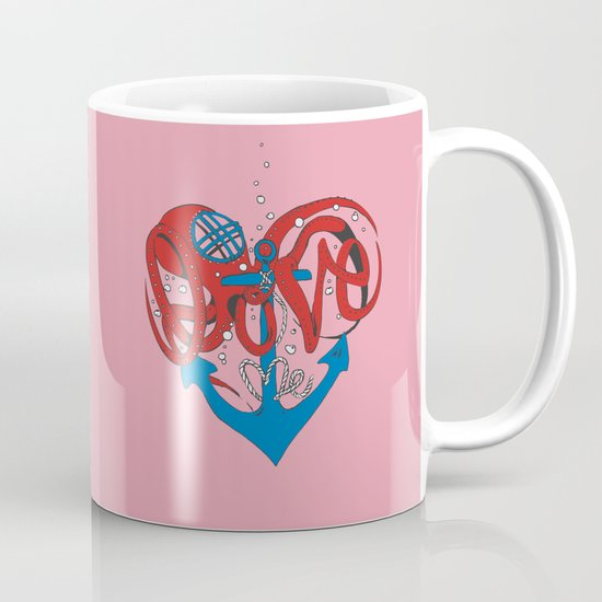 Deeply in Love Mug