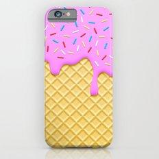 Strawberry Ice Cream iPhone 6 Slim Case