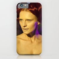 iPhone & iPod Case featuring 'The sweetest thing is love and next to love the sweetest thing is hate' by MarylynnOzone