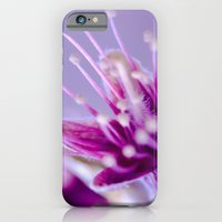 Purple Bloom iPhone 6 Slim Case