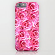 Lots Of Pink Roses iPhone 6 Slim Case