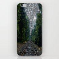 Train Tracks Dream iPhone & iPod Skin