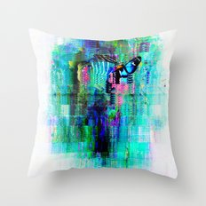 Overflow Throw Pillow