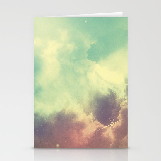 Nebula 3 Stationery Card
