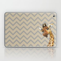 Chevron Giraffe! Laptop & iPad Skin