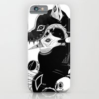 iPhone & iPod Case featuring Volf by uberkraaft