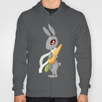Bunny Carrot 3 Hoody