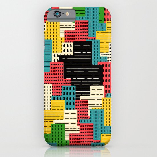 Buildingburgh iPhone & iPod Case