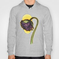Purple Poppy Hoody