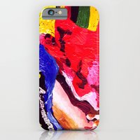 iPhone & iPod Case featuring Don't Panic Hal Brinton by seb mcnulty