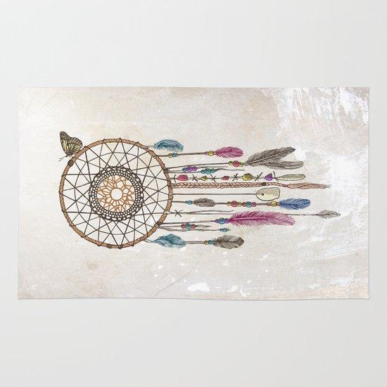 Lakota (Dream Catcher) Area & Throw Rug