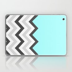 Color Blocked Chevron 16 Laptop & iPad Skin