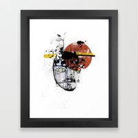 Cognitive Behavioral The… Framed Art Print