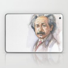 Albert Einstein Watercol… Laptop & iPad Skin