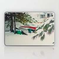 Away For The Winter Laptop & iPad Skin