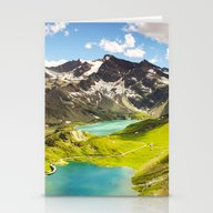 Move Mountains Stationery Cards