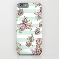 iPhone & iPod Case featuring Vintage by Elli F