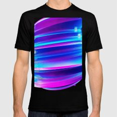 twist Mens Fitted Tee Black SMALL