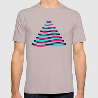 Leagues Mens Fitted Tee Cinder SMALL