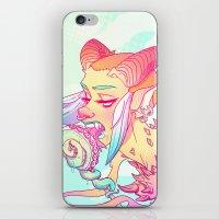Jackie (Tenta-Lolli 4) iPhone & iPod Skin