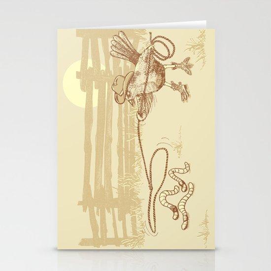 Cowbird Stationery Card
