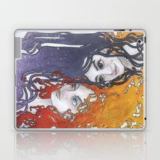 Antara and Meridian: Fire and Darkness Laptop & iPad Skin