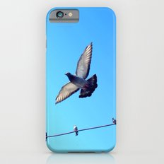 bird set free iPhone 6 Slim Case