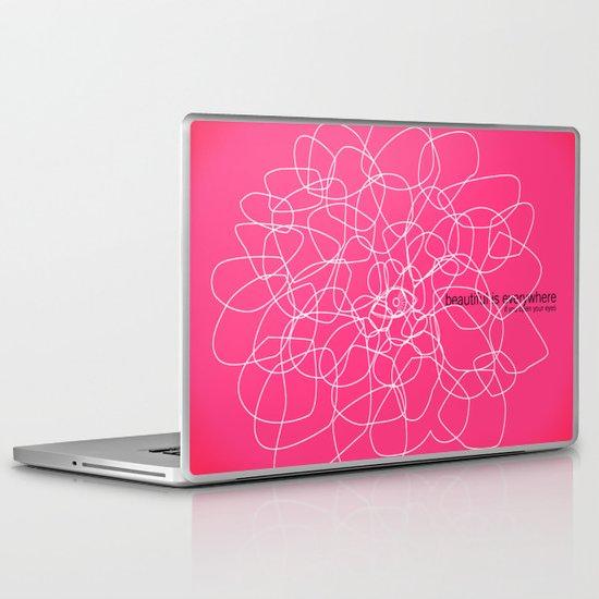 see beauty Laptop & iPad Skin
