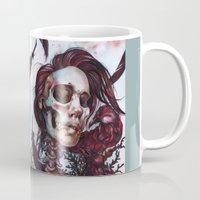 Queen of Ravens Mug