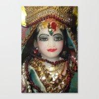Rani Canvas Print