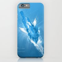 iPhone & iPod Case featuring Flowing Paradise by Pete Harrison