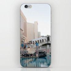 Venetian, Early Morning iPhone & iPod Skin