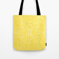 Radiate - Freesia Tote Bag