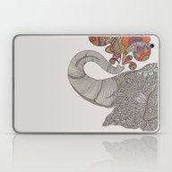Laptop & iPad Skin featuring Shower Of Joy by Valentina Harper