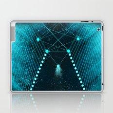 Mystic Space Laptop & iPad Skin