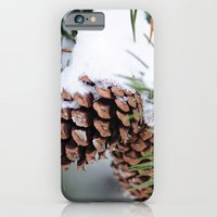 iPhone & iPod Case featuring After the Snow by Captive Images Photography
